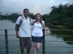 En el parque de Ibirapuera